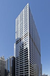 The office building at 444 N. Michigan Ave.