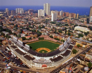 Our blog post on Wrigley Field is consistently among the most popular posts.