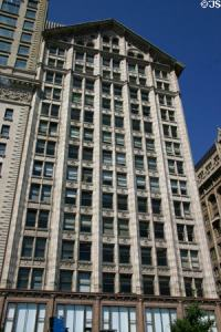 The Monroe Building at 104 S. Michigan Ave.