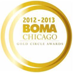Gold Circle Award 2013