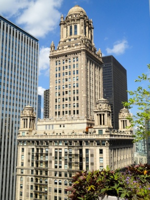 The Jewelers Building at 35 E. Wacker Dr.
