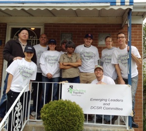 Last year, BOMA/Chicago members participated in National Rebuilding Day