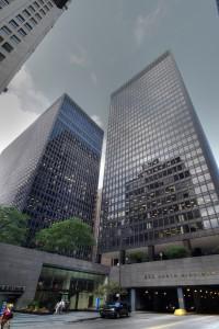 Illinois Center office complex