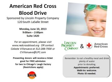 Blood Drive Captivate