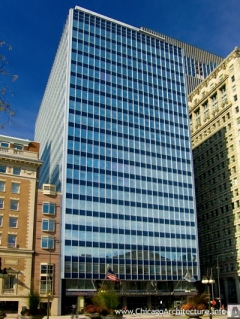 200 S. Michigan Ave. Photo from www.chicagoarchitecture.info