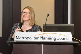 Scheinfeld at an MPC roundtable on BRT. Photo: .Ryan Griffin-Stegink, MPC